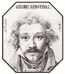 Kersting, Georg Friedrich