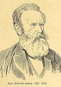 Lessing, Carl Friedrich