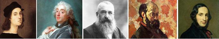 cezanne monet gauguin homer frederich biography