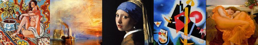 famous museum hand painted reproductions on canvas