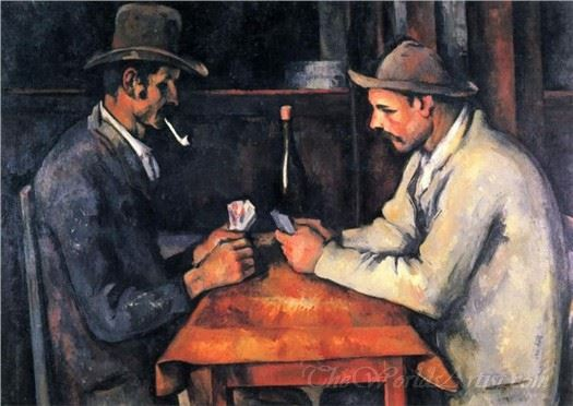 The Card Players 1893