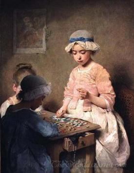 The Game Of Lotto