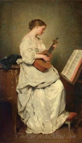 The Music Girl