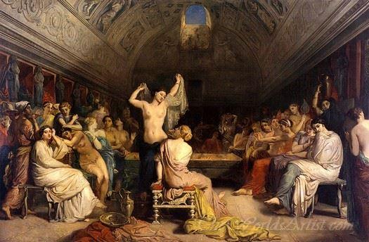 The Tepidarium