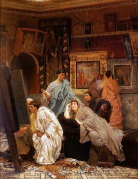 A Collection Of Pictures At The Time Of Augustus