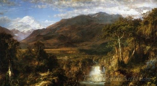 The Heart Of The Andes