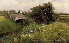 A Meeting On The Bridge