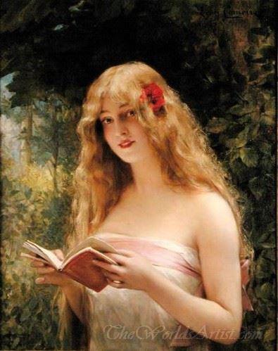 La Belle Liseuse  (The Beautiful Liseuse)