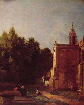 A Church Porch