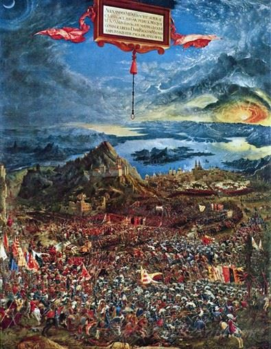 The Battle Of Alexander  (The Battle Of Issus)