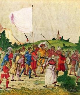 Emperor Maximilian Triumph The Retinue