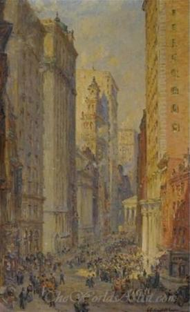 Broad Street New York
