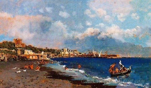 Bahia De Napoles  (Bay Of Naples)