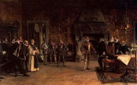 Ultima Entrevista De Juan De Austria Y Felipe Ii  (Last Interview Of John Of Austria And Philip Ii)