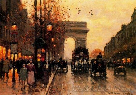 Etoile Arc De Triomphe