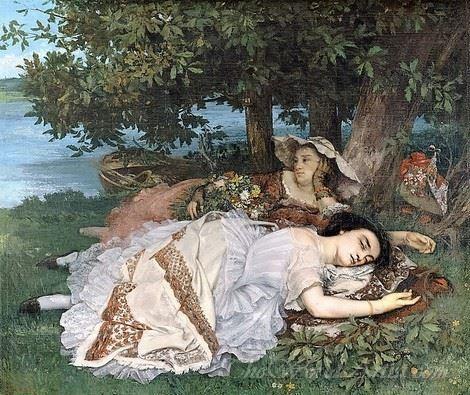 Les Demoiselles Du Bord De La Seine  (The Ladies Of The Edge Of The Seine)