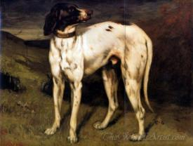 A Dog From Ornans
