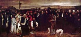 A Burial At Ornans