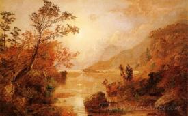 Autumn In The Highlands Of The Hudson