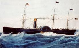 Usm Steamship Baltic