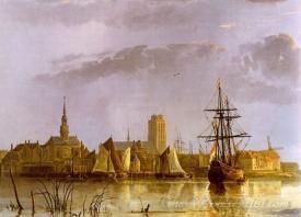 View Of Dordrecht 2