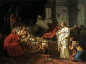 Antiochus And Stratonica