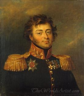Portrait Of Alexander Abashilov
