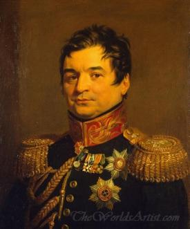 Portrait Of Alexander D Balashov