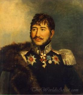 Portrait Of Gavriil A Lukovkin