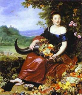 Allegory Of Earth