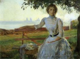 Mrs Ernest Major