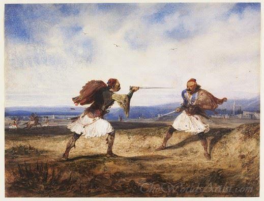 Albanian Duel