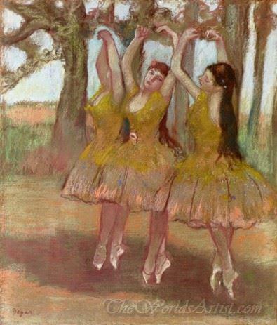 A Grecian Dance