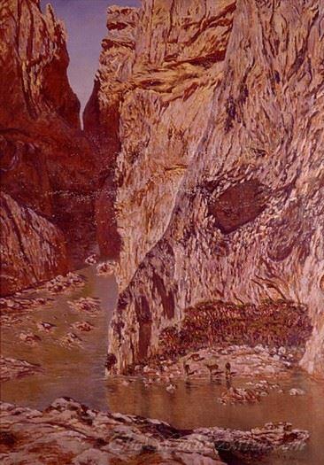 Desfiladero De Los Gaitanes  (Ravine De Los Gaitanes)