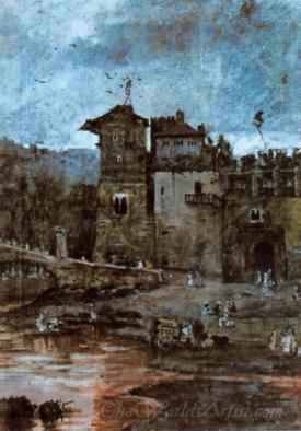 Alcazaba De Malaga  (Citadel Of Malaga)
