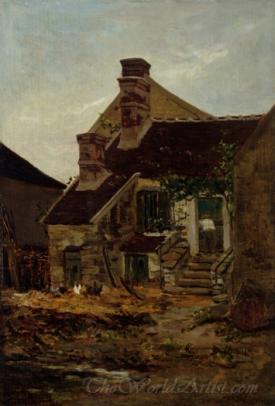 Cour De Ferme  (Farmyard)