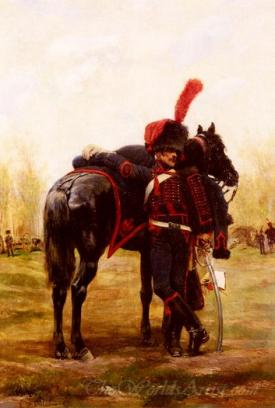 Artillerie A Cheval De La Garde Imperiale  (The Imperial Guard Horse Artillery)
