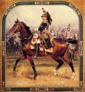 Le General D Hautpoul A Cheval  (General Hautpoul On Horse)