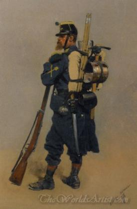 Un Soldat De L Infanterie  (Infantry Soldier)