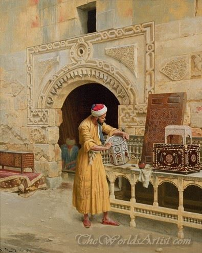 The Furniture Maker