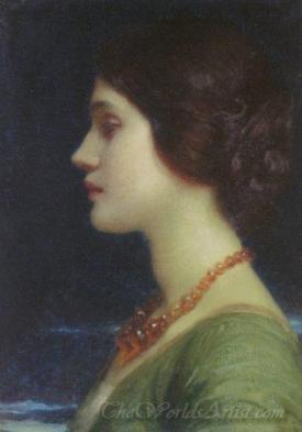 Portrait Of Dora