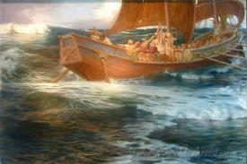 Wrath Of The Sea God
