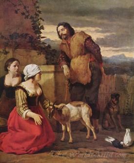 Die Kranke Ziege  (The Sick Goat)