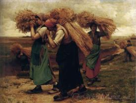 Au Retour De La Moisson  (The Return Of The Harvest)