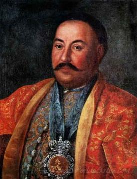 Portrait Atamanfi Krasnoshtekova
