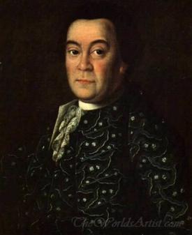 Portrait Dmitry Ivanovich Buturlina