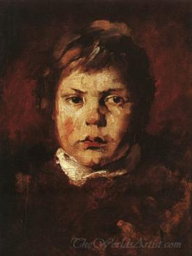 A Childs Portrait