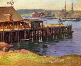 Dock Workers Gloucester