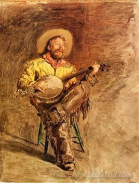 Cowboy Singing