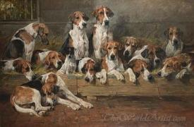 The New Forest Foxhounds